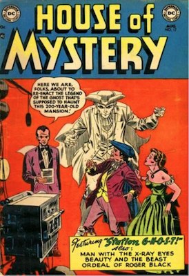 House of Mystery #17. Click for current values.