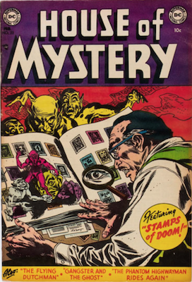 House of Mystery #23. Click for current values.