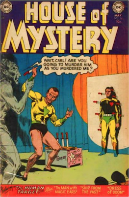 House of Mystery #26. Click for current values.