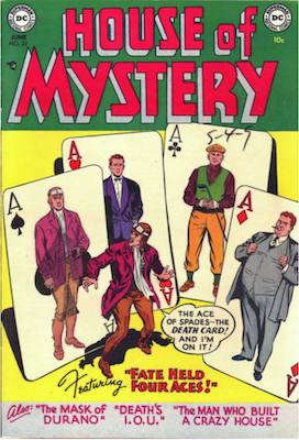 House of Mystery #27. Click for current values.