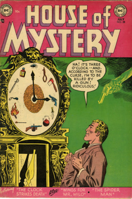 House of Mystery #28. Click for current values.