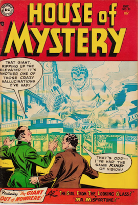 House of Mystery #33. Click for current values.