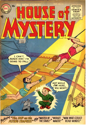 House of Mystery #43. Click for current values.