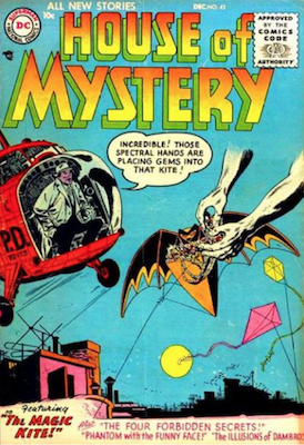 House of Mystery #45. Click for current values.