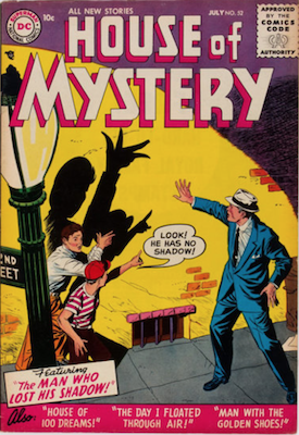 House of Mystery #52. Click for current values.