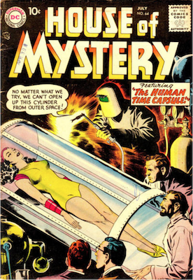 House of Mystery #64. Click for current values.