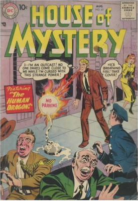 House of Mystery #65. Click for current values.