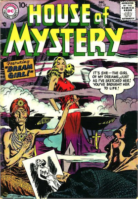 House of Mystery #69. Click for current values.