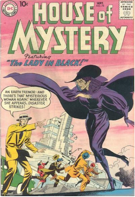 House of Mystery #78. Click for current values.
