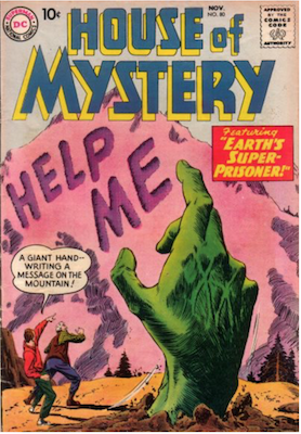 House of Mystery #80. Click for current values.