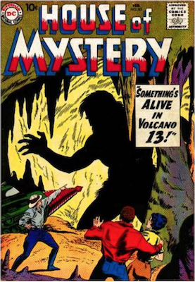 House of Mystery #83. Click for current values.