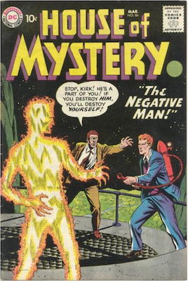 House of Mystery #84. Click for current values.