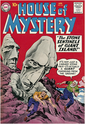 House of Mystery #85. Click for current values.