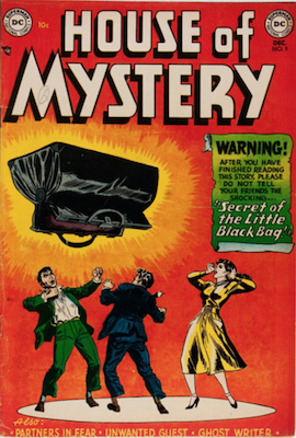 House of Mystery #9. Click for current values.