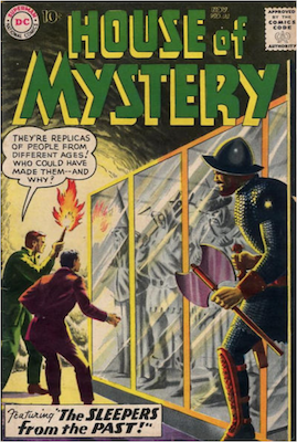 House of Mystery #92. Click for current values.