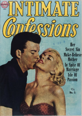 Intimate Confessions #5. Click for values
