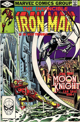 Iron Man #161. Click for values.