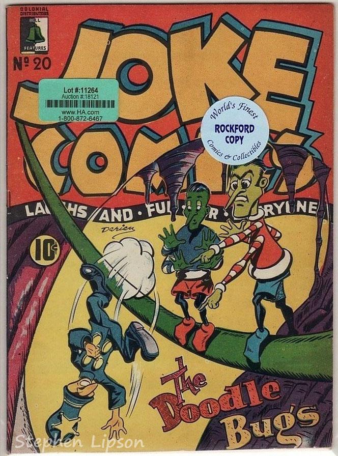 Bell Features Joke Comics #20