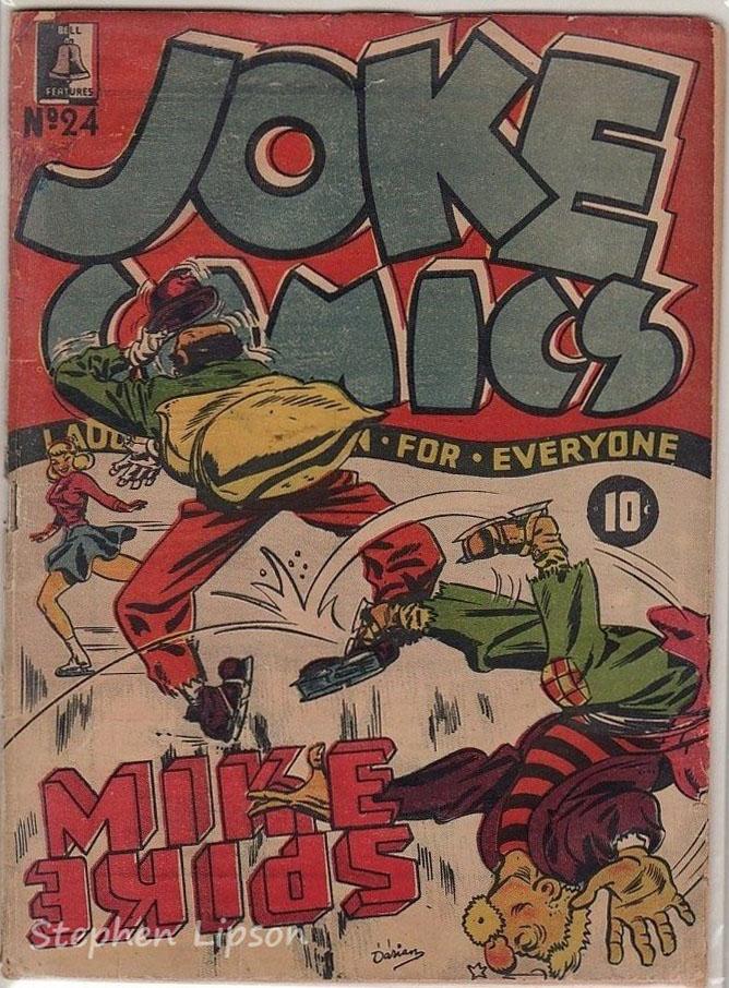 Bell Features Joke Comics #24