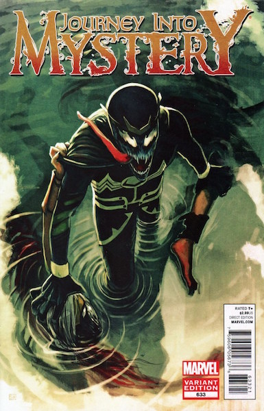 #43: Journey into Mystery Hans Venom Variant (2012). Click for values
