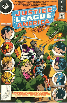 Justice League of America #160. Click for current values.