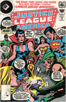 Justice League of America #161. Click for current values.