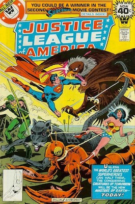 Justice League of America #162. Click for current values.