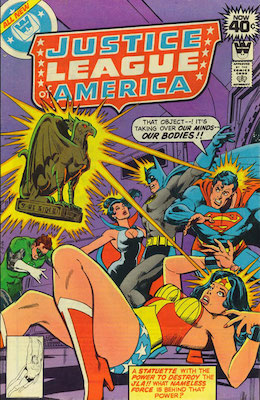 Justice League of America #166. Click for current values.