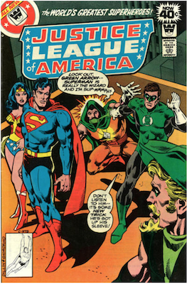 Justice League of America #167. Click for current values.