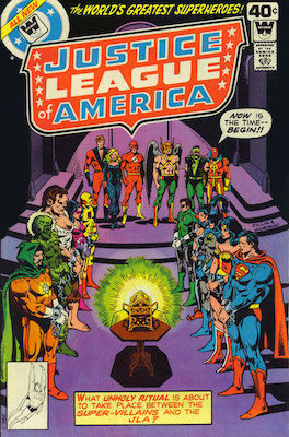 Justice League of America #168. Click for current values.