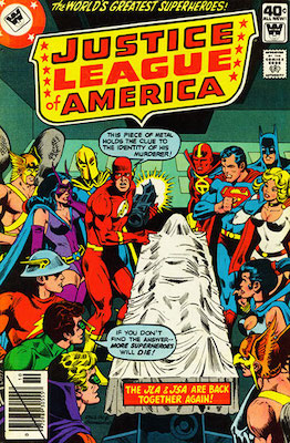 Justice League of America #171. Click for current values.