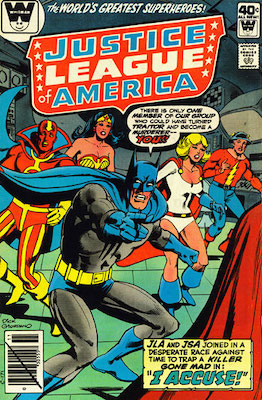 Justice League of America #172. Click for current values.