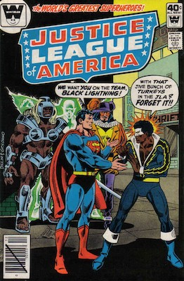 Justice League of America #173. Click for current values.