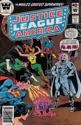 Justice League of America #176. Click for current values.