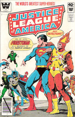 Justice League of America #179. Click for current values.