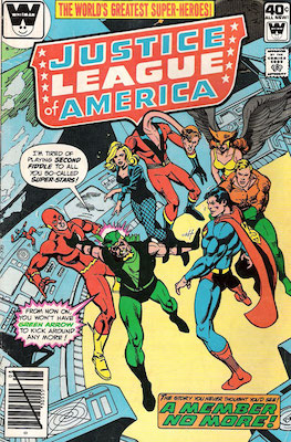 Justice League of America #181. Click for current values.
