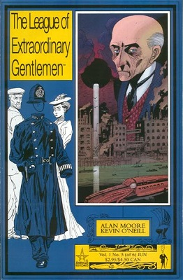 League of Extraordinary Gentlemen #5 (2000): Recalled Edition. Click for values