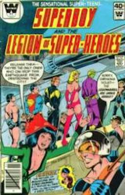 Legion of Superheroes #257. Click for current values.