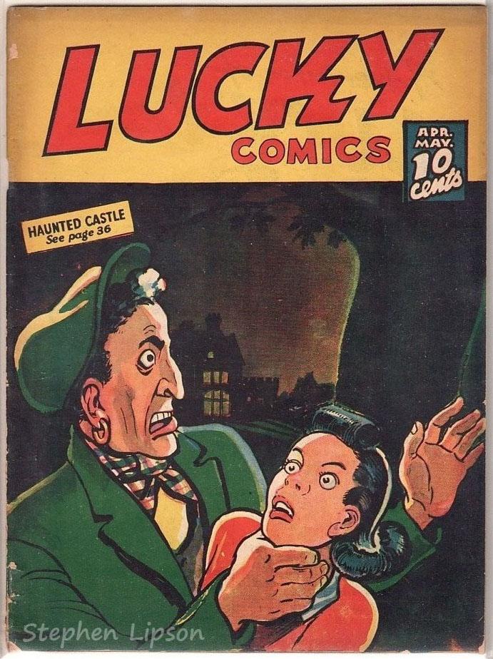 Lucky Comics v2 #3