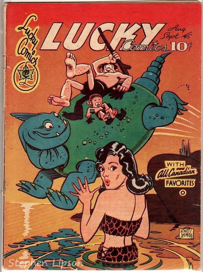 Lucky Comics v5 #6