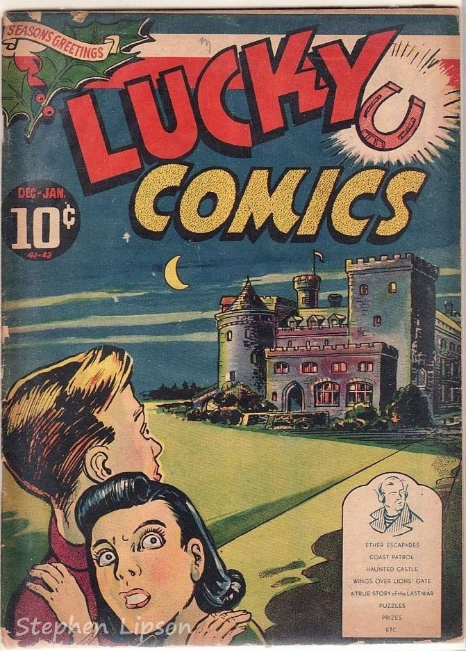 Lucky Comics v1 #5
