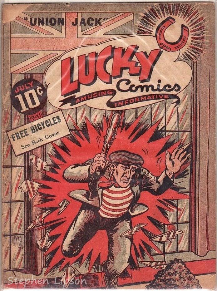 Lucky Comics v1 #2
