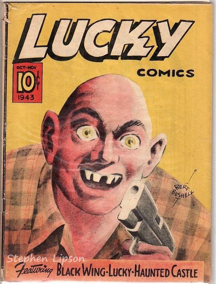 Lucky Comics v2 #6