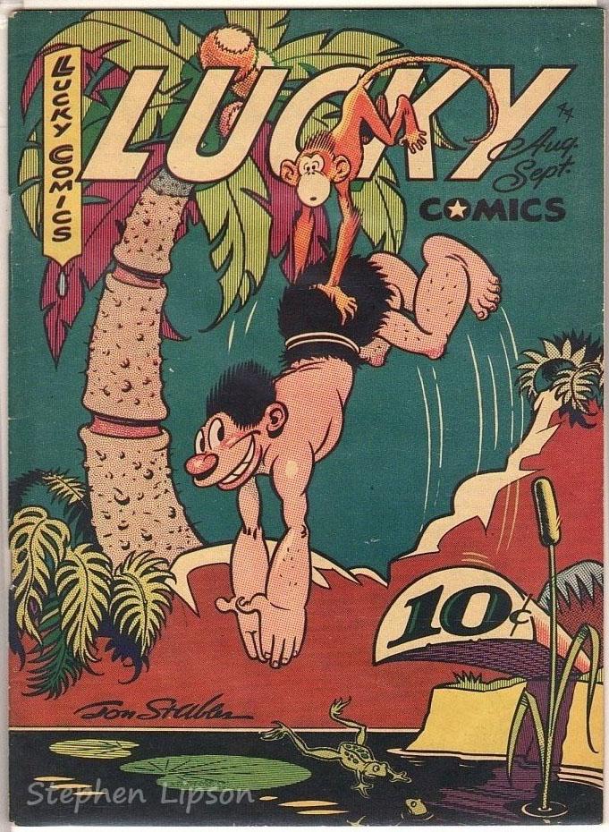 Lucky Comics v4 #3