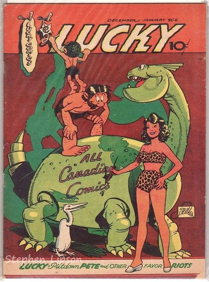 Lucky Comics v5 #8