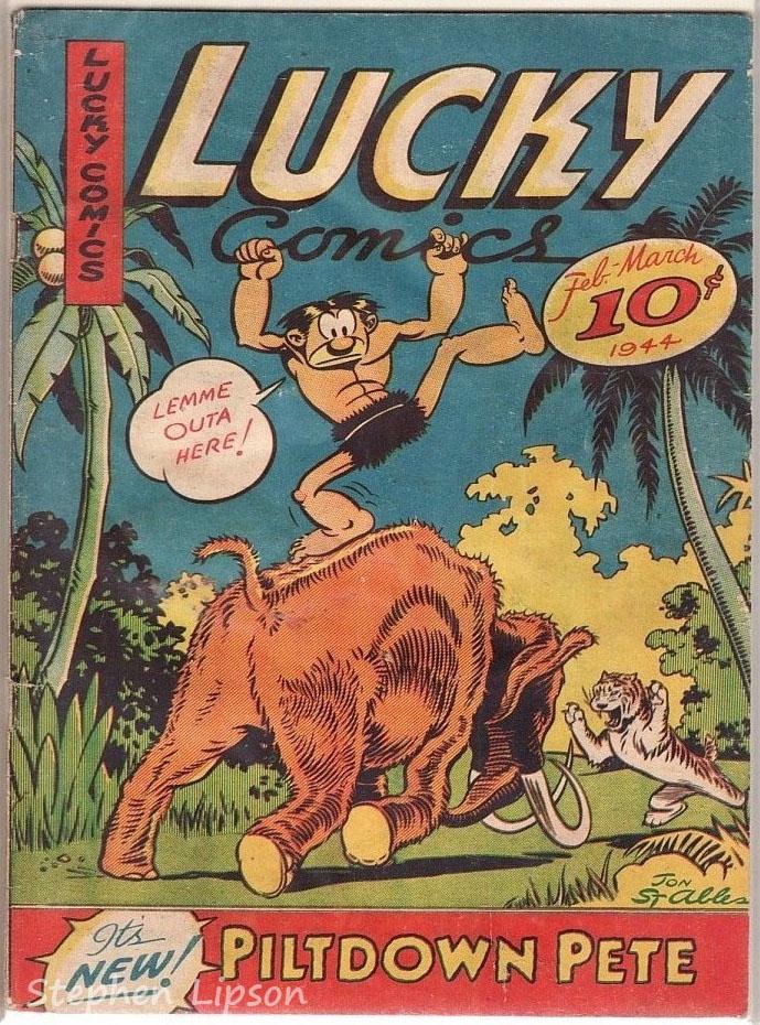 Lucky Comics v2 #8