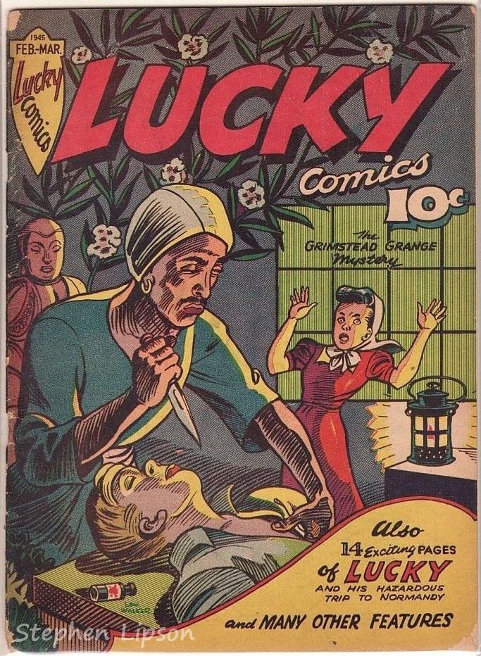 Lucky Comics v5 #3