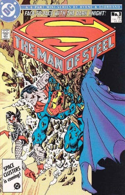 Origin and First Appearance, Magpie, Man of Steel #3, DC Comics, 1986. Click for value