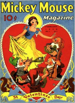Mickey Mouse Magazine v3 #5. Click for values.