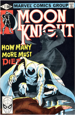 Moon Knight #2. Click for values.